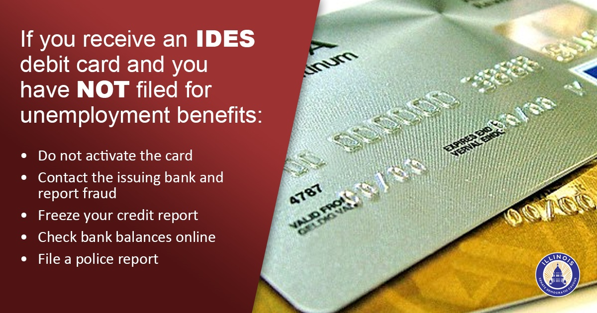 IDES debit card FB
